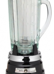 Waring PBB209 Professional Food and Beverage Blender, Ebony