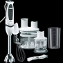 220-240 Volt/ 50-60 Hz, Braun MR550 Multiquick 5 Hand Blender, FOR OVERSEAS USE ONLY, WILL NOT WORK IN THE US