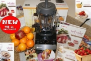 Vitamix 5200c - 7 YR WARRANTY Variable Speed Countertop Blender with 2+ HP Motor and 48-Ounce Jar